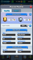 CLASH ROYALE 11LVL+CLASH OF CLANS 8TH !!!