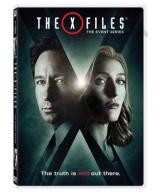 Z Archiwum X [3 DVD] The X-Files: Sezon 10 /Event/
