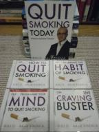 QUIT SMOKING TODAY WITHOUT GAINING WEIGHT 4CD