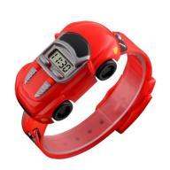 Zegarek dla chłopca na prezent 4 kolory - czerwony