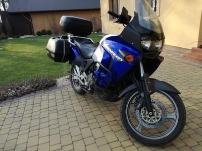 Honda Varadero Xl 1000 V 2002 R Gmole Kufry Givi 6770342521 Oficjalne Archiwum Allegro