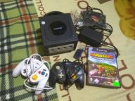 Gamecube Konsola Pady Mario Kart Mortal Kombat
