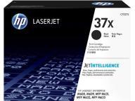 HP Inc. Toner HP 37X Black 25k CF237X
