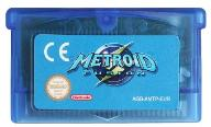 Gameboy Advance METROID Fusion NDS gratisy
