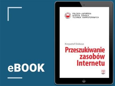 Przeszukiwanie zasobów Internetu. Krzysztof Dobosz