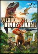 Wędrówki Z Dinozaurami DVD FOLIA