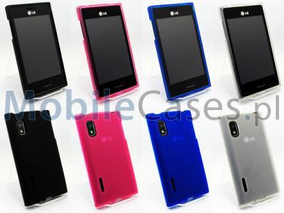 Lg Swift L5 E610 Flexmat Case Etui 2x Folia 3215738900 Oficjalne Archiwum Allegro