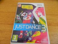 JUST DANCE 3 Wii BDB