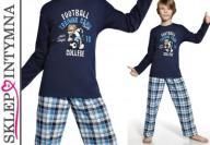 Piżama dziecięca 809/34 Cornette 110/116 bawełna