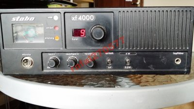 CB radio stacjonarne Stabo XF4000