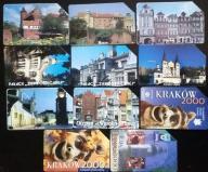 Karty telefoniczne miasta polski