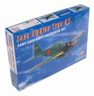 HOBBY BOSS ZERO FIGHTER TYPE 52 1:72 14+