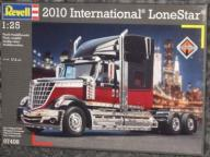 INTERNATIONAL LONESTAR