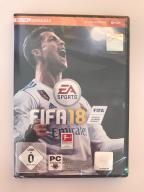 GRA FIFA 18 PC NOWA ZAPAKOWANA LOMMBARD OKAZJA