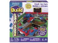 Piasek konstrucyjny Kinetic Sand Build-Samochody-Z