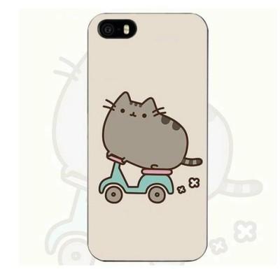 Etui Pusheen Case Iphone 4 4s 5 5s 5c 6 6 S 7 Se 6909117204 Oficjalne Archiwum Allegro