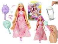 Barbie DREAMTOPIA Kolorowe Fryzury DWH41 DWH42