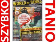 11/2014 CD ACTION 2 X DVD.TROPICO 4 WORLD OF TANKS