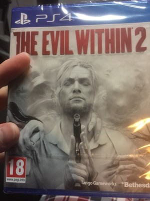 THE EVIL WITHIN 2 PL PS4