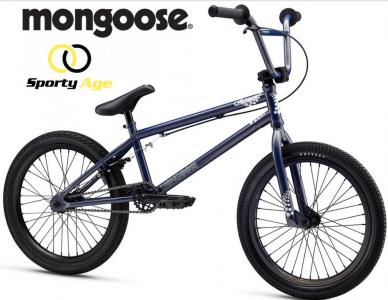 Rower BMX MONGOOSE CHAMBER 100% Cr-Mo Wys 0 Street