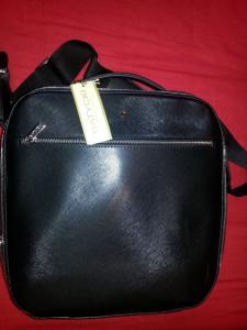 45398697cf4a7 Skórzana torba na laptopa