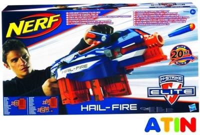 Nerf N Strike Elite Hail Fire 4 Magazynki 98952 6735785359 Oficjalne Archiwum Allegro
