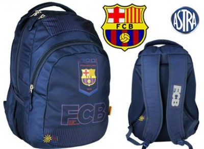 b6c41276345b7 FC Barcelona PLECAK Szkolny FC-95 BARCA New 2016 - 6573393810 ...
