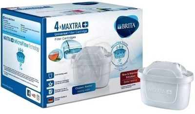 Wkład filtrujący BRITA MAXTRA plus - pack 4