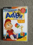 Adibu gra program edukacyjny PC/Mac cd rom