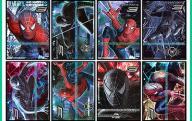karteczki SPIDER-MAN A5 DUŻE WZORY