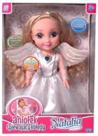NATALIA interaktywna lalka ANIOŁEK śpiewająca New