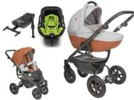 TUTEK GRANDER PLUS 4w1 + KIDDY EVOLUNA iSIZE +BAZA