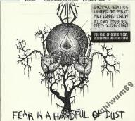 P ELITIST FEAR IN A HANDFUL OF DUST DIGIPACK