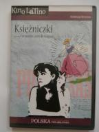 KSIĘŻNICZKI KINO LATINO KOLEKCJA PŁYTA FILM DVD