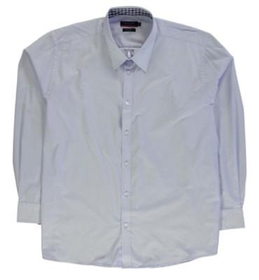 BŁĘKITNA koszula PIERRE CARDIN długi rękaw 3XL 7003940326  AsTQm