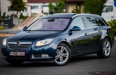 Opel Insignia 2 0cdti 130km Full Opcja Panorama 6849211230 Oficjalne Archiwum Allegro