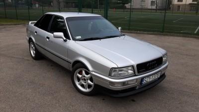 Audi 80 B4 1 8 Turbo Quattro 6881858083 Oficjalne Archiwum Allegro