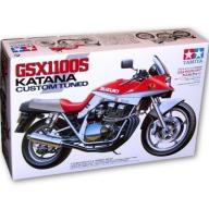 TAMIYA Suzuki GSX 1100 S Katana Custom 1:12
