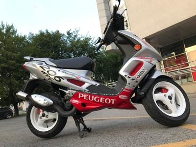 Peugeot Speedfight 2 Wrc 6923447540 Oficjalne Archiwum Allegro