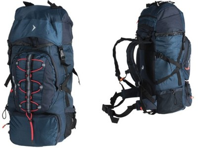 f927d2da85dc3 Plecak TREKKINGOWY TURYSTYCZNY 4F OUTHORN 80L - 6872400279 ...