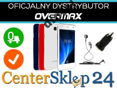 Smartfon OVERMAX Vertis 4510 EXPI Aero2 GPS biały