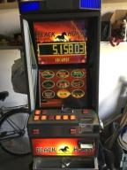 Gra zręcznościowa BLACK HORSE