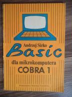 Basic dla mikrokomputera COBRA 1 - TANIO!