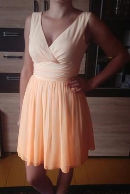 sukienka ombre rozkloszowana 6887550418 oficjalne