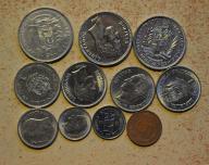 Wenezuela - 11 monet mało powtórek - BCM