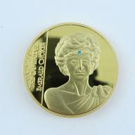 Księżna DIANA 2012 - cert. LUSTRO -Swarovski -B327