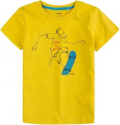 966cab611 ENDO T-shirt dla chłopca 9-13 lat (r.134) - 6851836918 - oficjalne ...