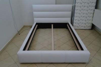 łóżko Tapicerowane 140x200 Ekspozycja 6693537488