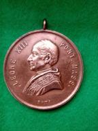 Medal papieski Leon XIII okazja WATYKAN ROMA