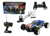 TRUCK SACKER SPORT 4X4 1:18 HENG LONG 3851-3BL